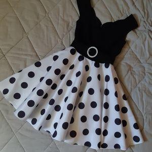Vintage 1990 A-line Dress